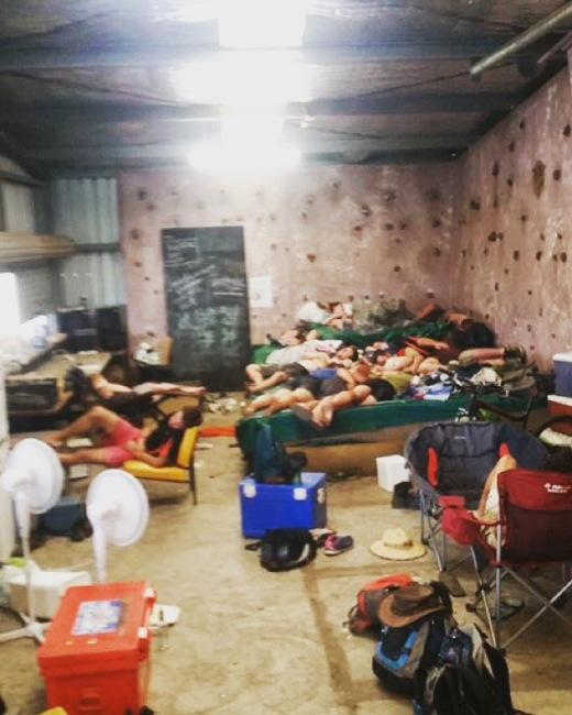 Endurance team power nap