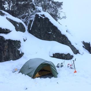 Snow tent (2)